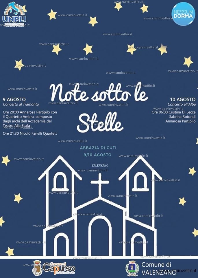 Note sotto le Stelle