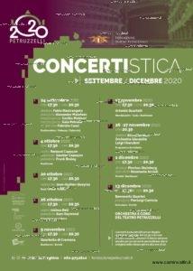programma stagione concertistica 2020 teatro petruzzelli