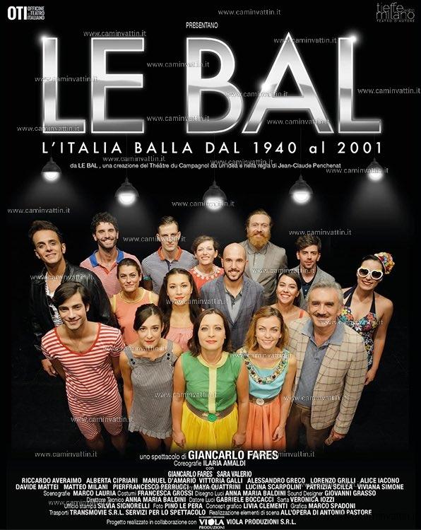 LE BAL l Italia balla dal 1940 al 2001
