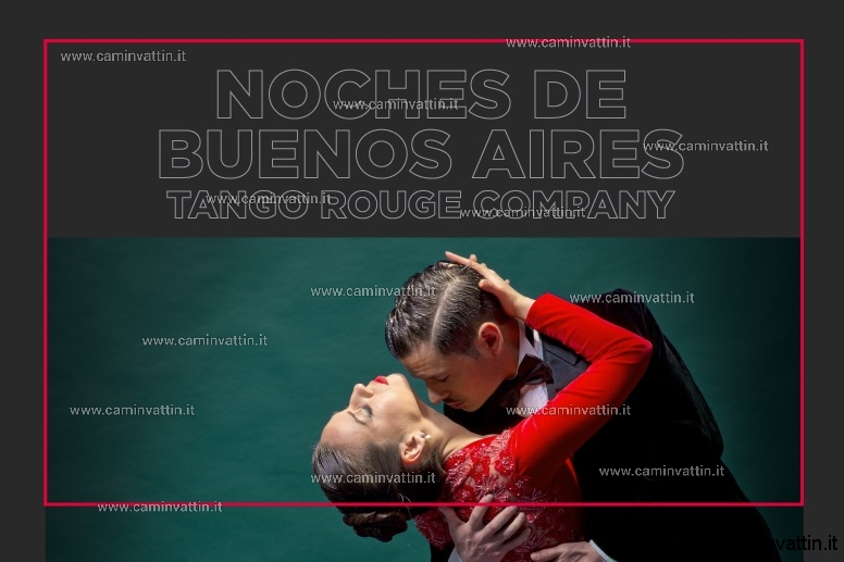 Tango Rouge Company in Noches de Buenos Aires