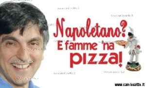 VINCENZO SALEMME in Napoletano? E famme 'na pizza!