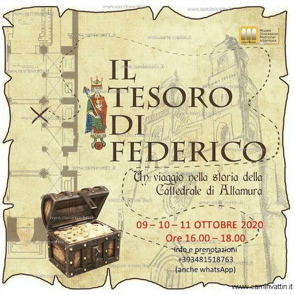 Il Tesoro di Federico Viaggio nella storia della Cattedrale di Altamura