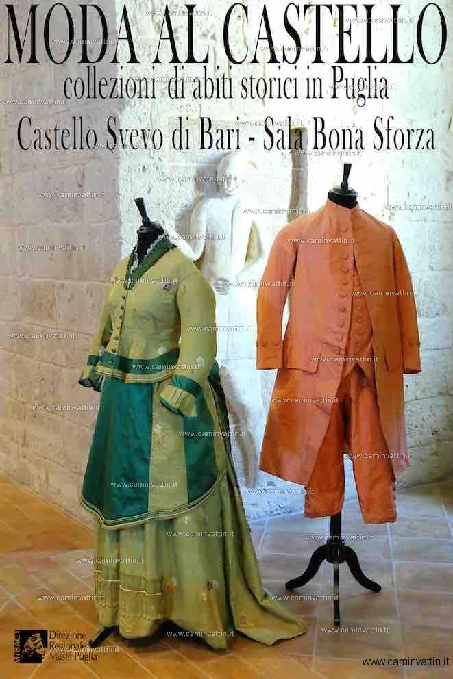 Moda al Castello Collezioni di abiti storici in Puglia