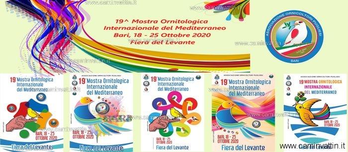 Mostra Ornitologica Internazionale del Mediterraneo 2020