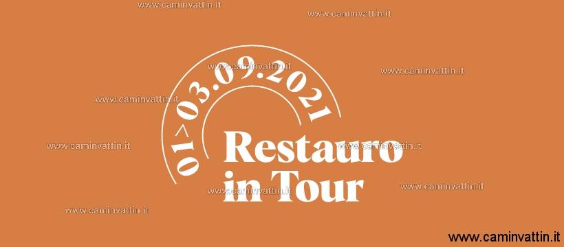 restauro in tour 2021 bari