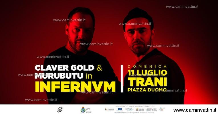 INFERNVM CLAVER GOLD MURUBUTU TRANI