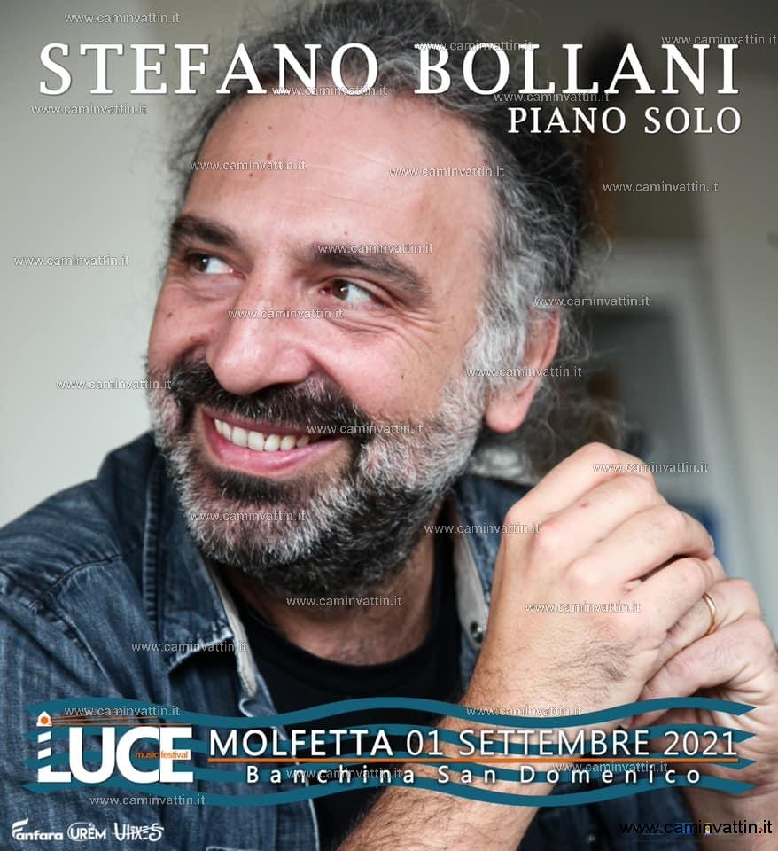 Stefano Bollani Piano Solo a Molfetta