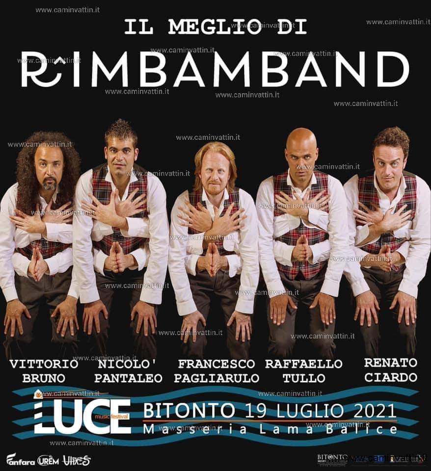 rimbamband bitonto luce music festival