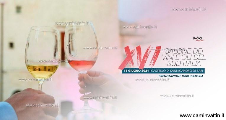 salone vini e oli del sud 2021