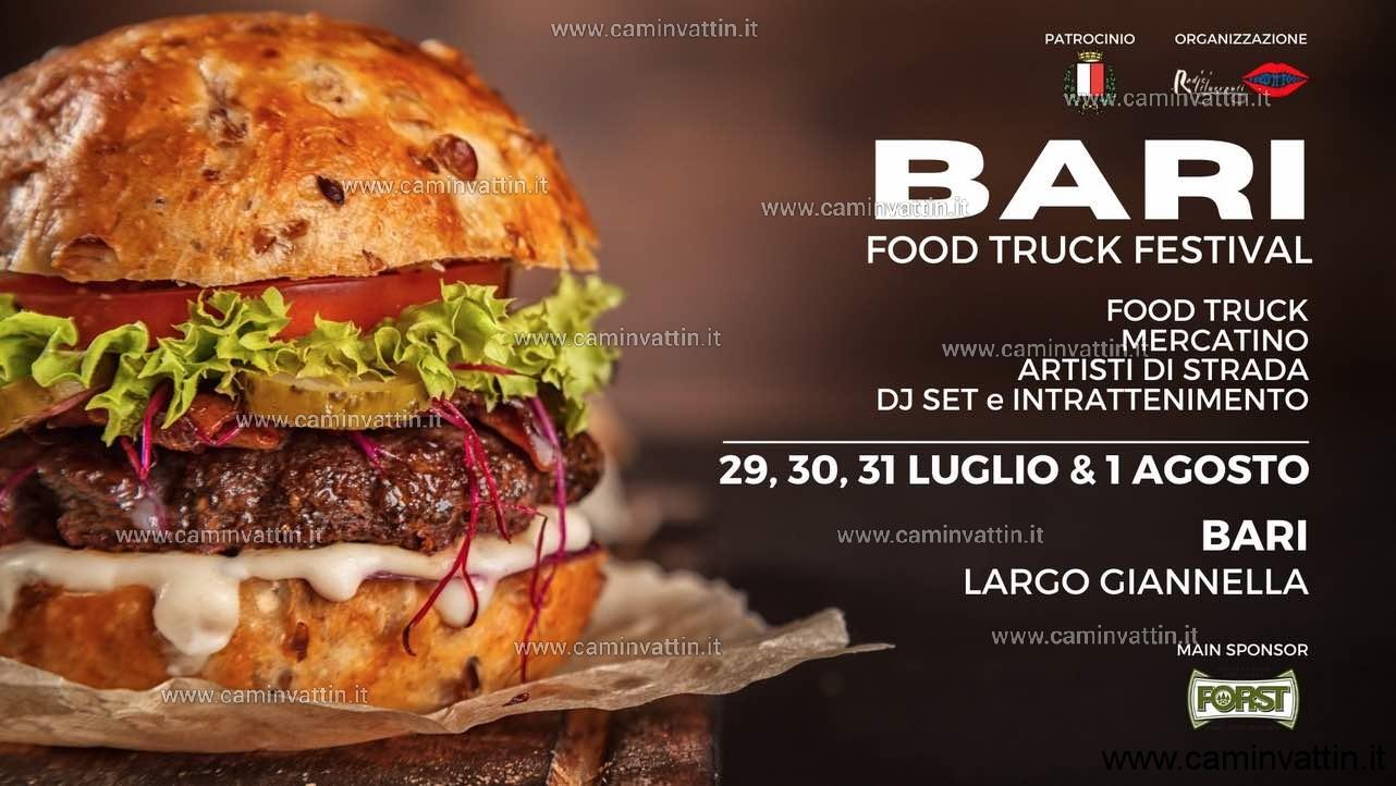 BARI FOOD TRUCK FESTIVAL