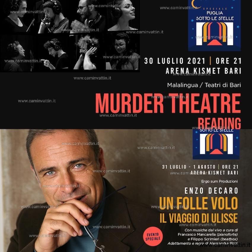 murder theatre enzo decaro kismet