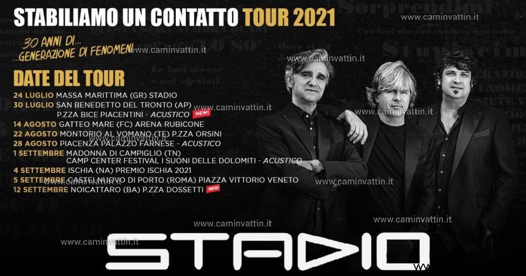 stadio tour 2021 noicattaro