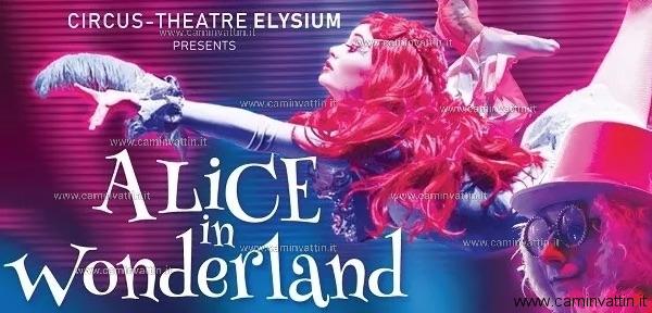 ALICE IN WONDERLAND European Tour al Teatro Team