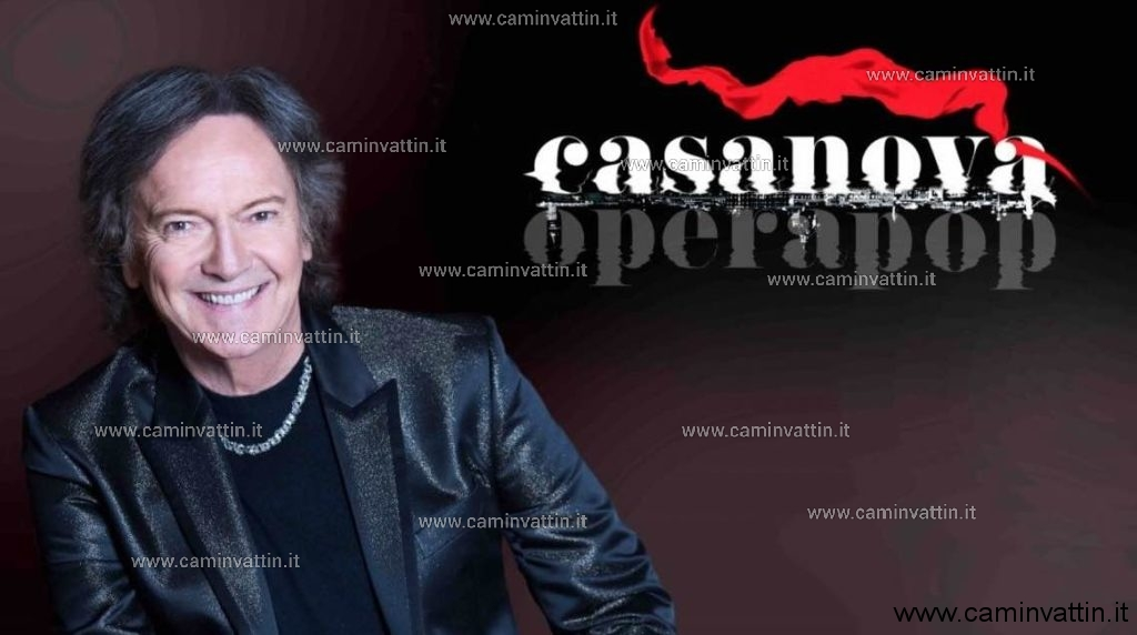 Casanova Operapop di Red Canzian al Teatro Team
