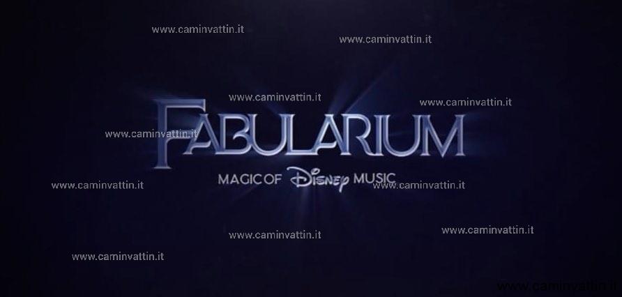 FABULARIUM Magic of Disney Music