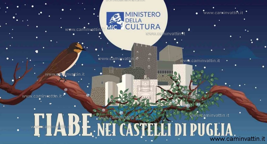 Fiabe nei castelli di Puglia