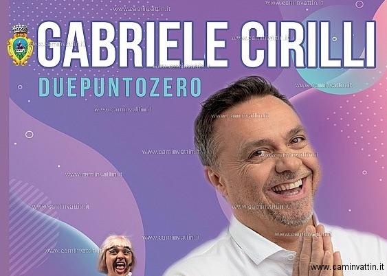 GABRIELE CIRILLI Duepuntozero