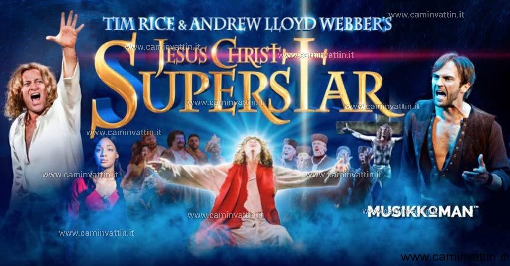 JESUS CHRIST SUPERSTAR 2022 teatro team