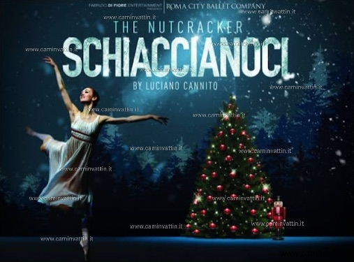 Roma City Ballet Company LO SCHIACCIANOCI teatro team