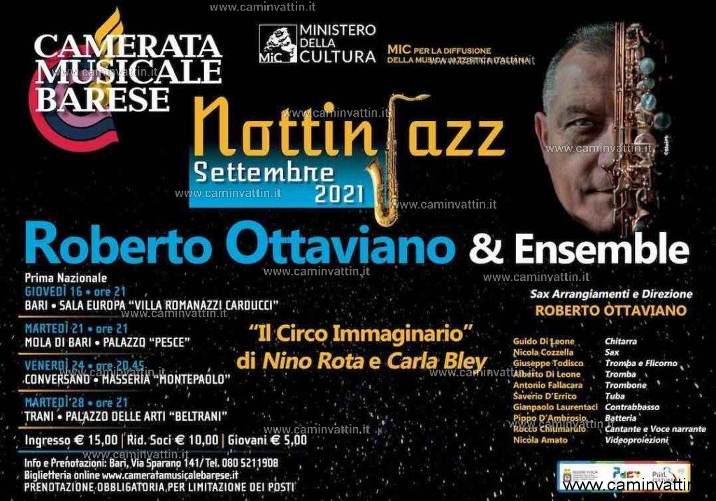 notti in jazz 2021