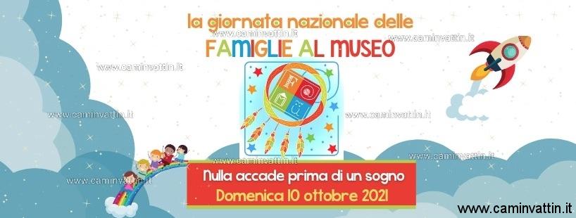 Giornata Nazionale delle Famiglie al Museo 2021