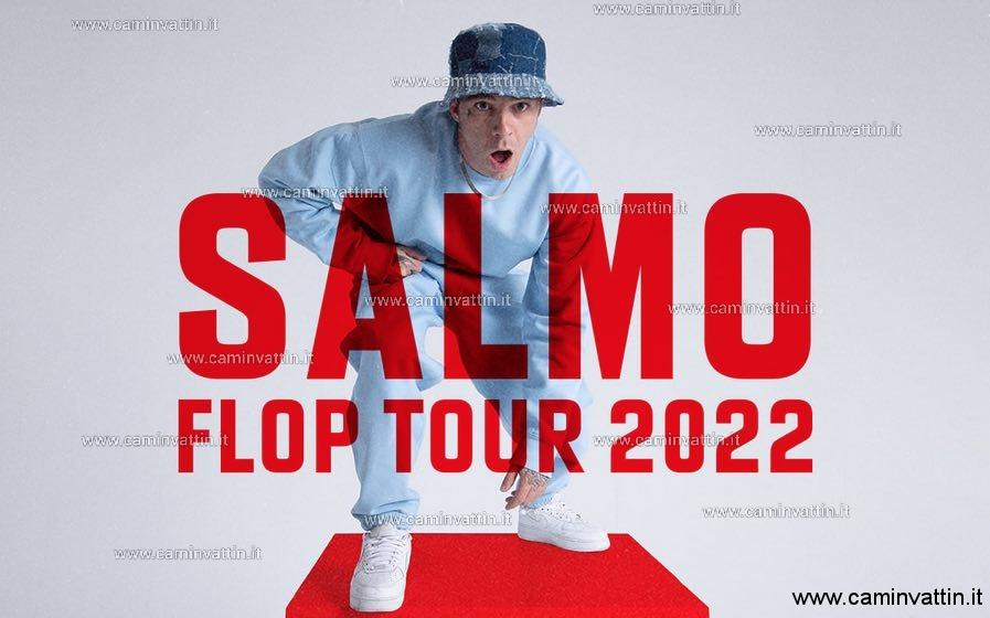 salmo flop tour 2022 bari